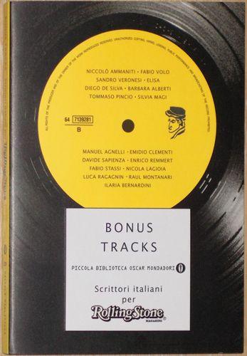 Bonus Tracks - Scrittori Italiani Per Rolling Stone