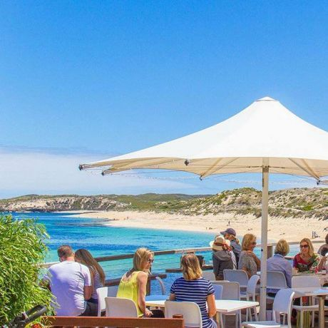 In The Margaret River Region, every meal comes with a view! This is the White Elephant Beach Cafe on Gnarabup Beach – an old beach kiosk that's been transformed into a buzzing cafe with stunning views and an excellent menu showcasing local produce. Head chef Tony Howell is a local legend around these parts, and …