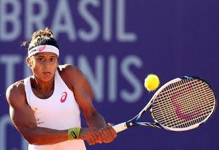 Blog Esportivo do Suíço: Teliana Pereira coloca Brasil na final do WTA de Florianopolis após 28 anos