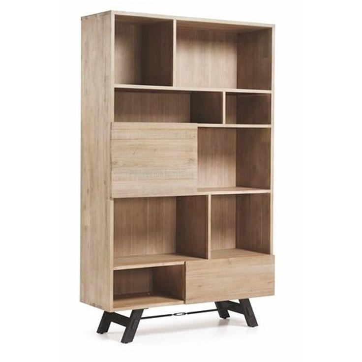 De Vita boekenkast van La Forma is onmisbaar voor echte boekenliefhebbers.