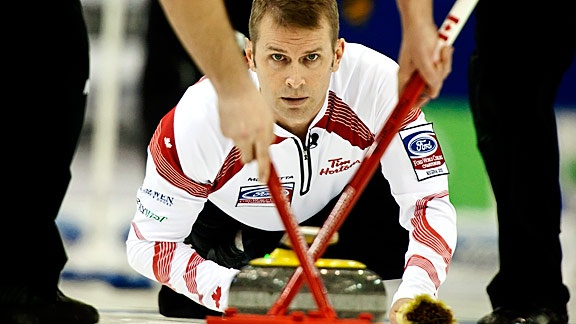 Jeff Stoughton - Curling