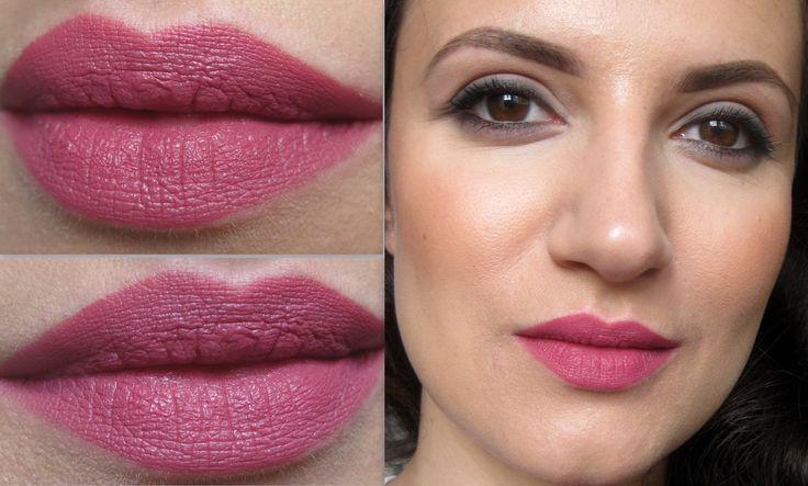 14 Lipstick Attack: Golden Rose Velvet Matte ruževi, 2.dio