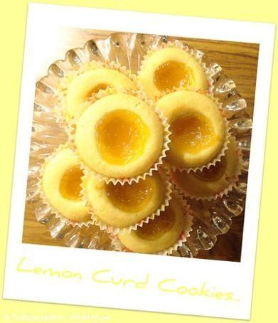 Lemon Curdgrottor - Kokaihop.se