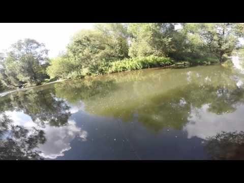Spinnfischen im Fluß - Relaxing Version  - #angeln #fischen #spinnen #jiggen #hecht #zander #barsch #Marburg #Lahn #Hessen #Deutschland