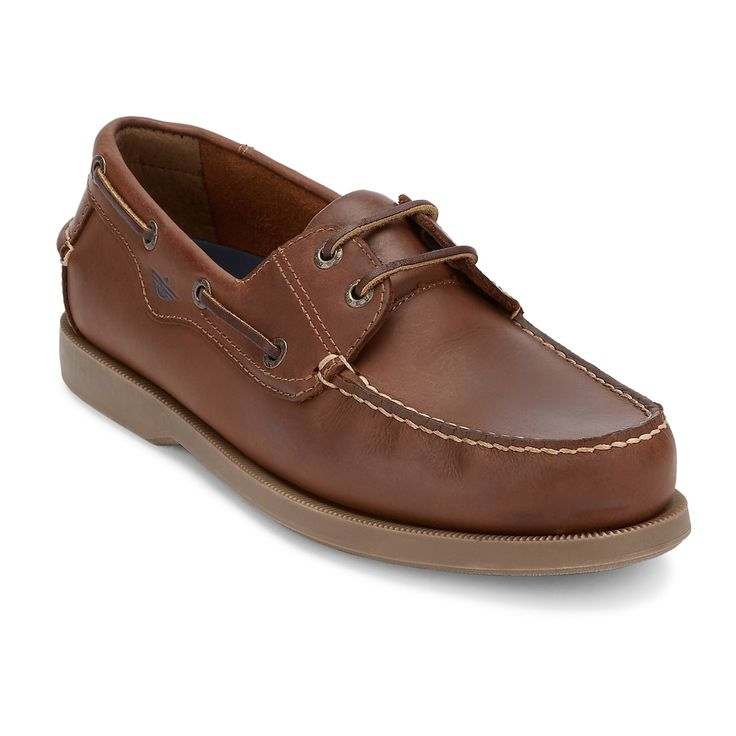 Dockers® Castaway Men's Boat Shoes, Size: medium (11.5), Brown