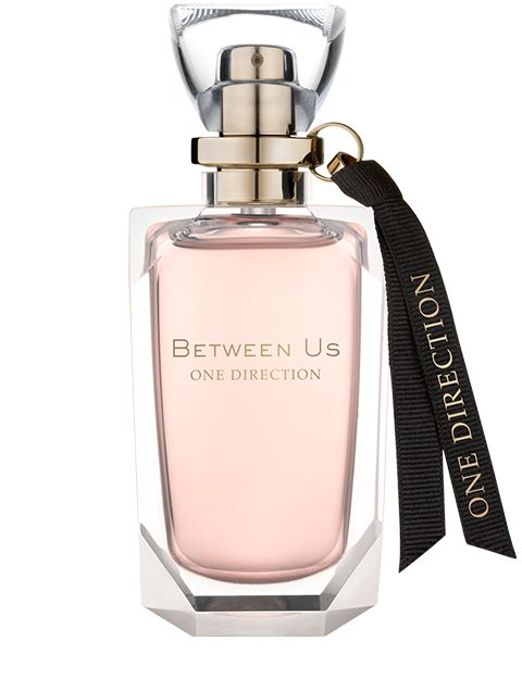 Between Us - One Direction's New Fragrance (2015) Didn't even know this was out so I might buy it looks really cute!!! ❤️❤️❤️