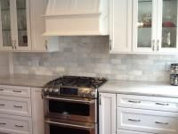 8 pack venatino polished marble natural stone subway wall tile common 3 - Abnehmbare Backsplash Lowes