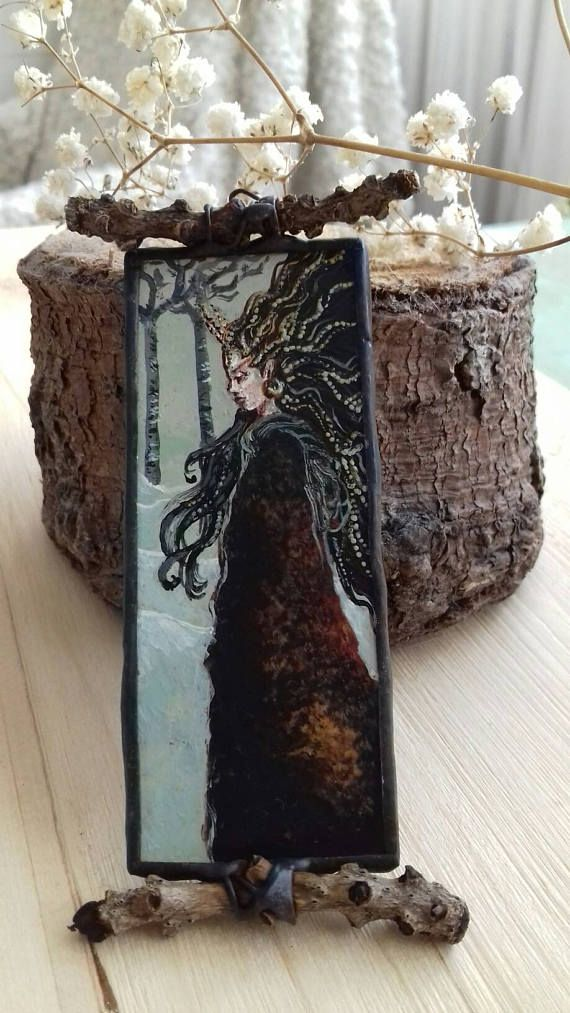 Check out this item in my Etsy shop https://www.etsy.com/listing/512779914/morgan-le-fay-with-frosty-delight