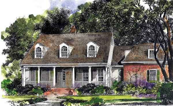 82 best future house images on pinterest southern for Southern living garage apartment plans