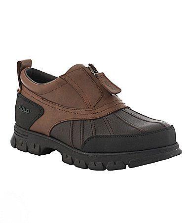 Polo Ralph Lauren Kewzip II Boots #Dillards Black
