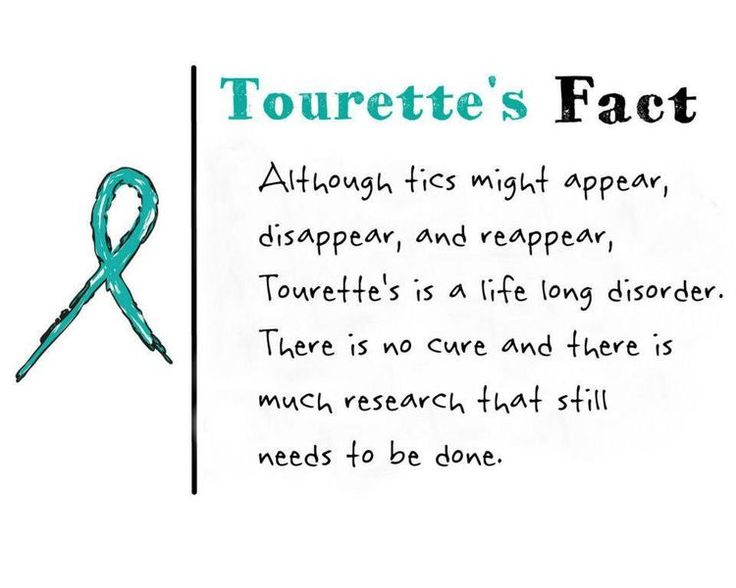 Natural Cure For Tourette Syndrome