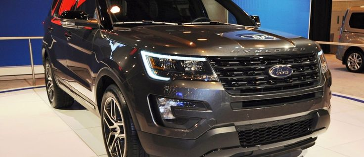 2016 Ford Explorer Sport I want this so badly