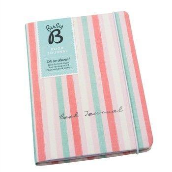 Deník pro knihomoly Book Journal   Bonami