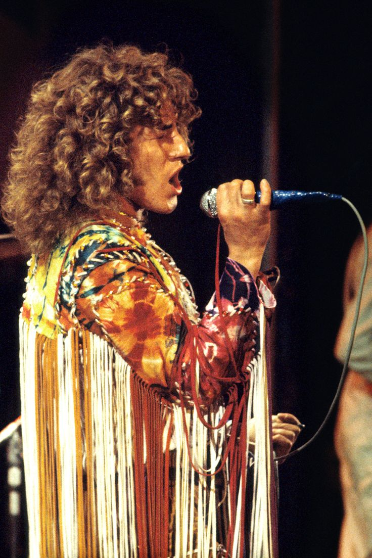 The beautiful Roger Daltrey limited edition photograph - taken at the Isle of Wight Festival 1970 - by Charles Everest
