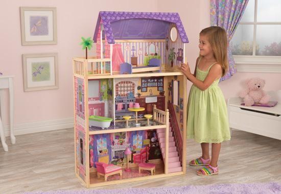 Casas de Muñecas de Kidkraft Casa de juguete, Casas de