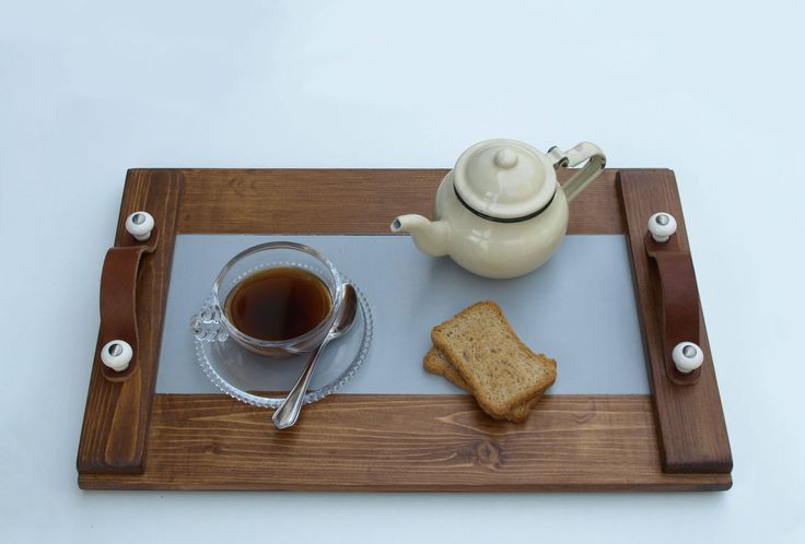 A special handmade wooden tray that combines traditional with modern style, will be your everyday companion while enjoying your meals.
