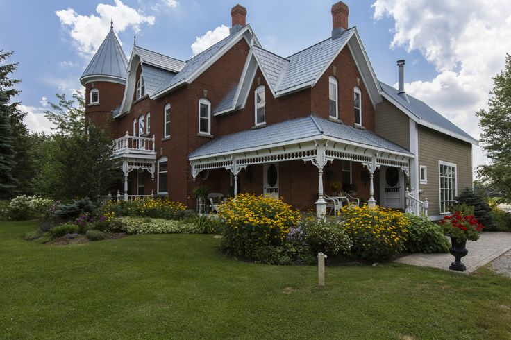 A rambling brick Victorian home, complete with turret, sits majestically at the top of a hill and overlooks the waterfront of the Rideau River. The charm of a bygone era envelopes you as you are lead from the wraparound front porch into the centre hall plan that opens into the principal rooms. An in-ground swimming pool has a sweeping surround and terrace with quick access to the eating area of the kitchen. A regulation-size pool table room is part of the finished lower level. The…