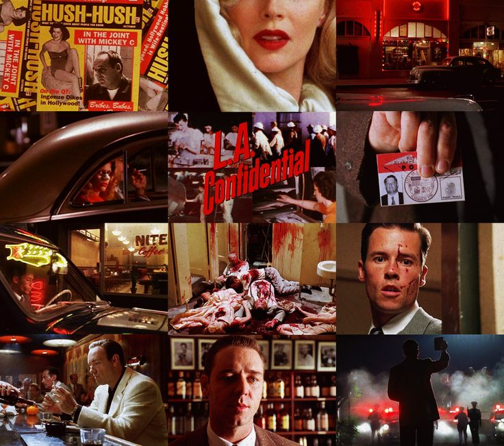 1000+ images about L.A. Confidential on Pinterest | Danny ...
