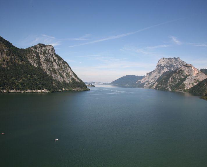 Österreichs schönste Seen: Traunsee Bild: STMG