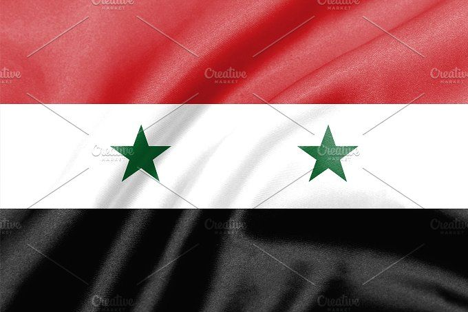 ripple syria flag by charnsitr on @creativemarket
