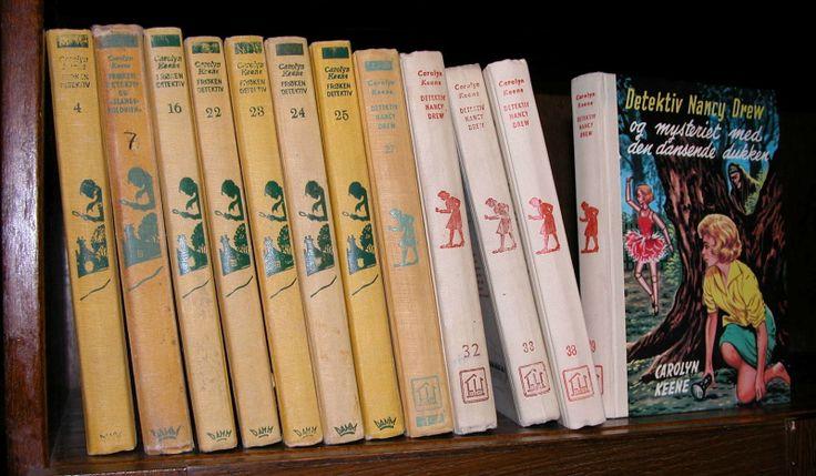 Nancy Drew....spennende! :-)