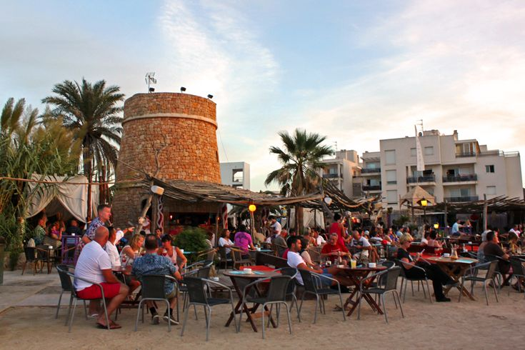 Ibiza is famous for glam clubs hosting mega DJs today, but it used to be a haven for hippies. Here's where you can still find the hippie side of the island.