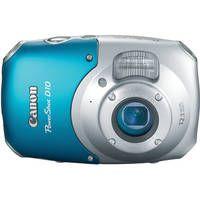 Canon PowerShot D10 Digital Camera -  Waterproof and Shockproof