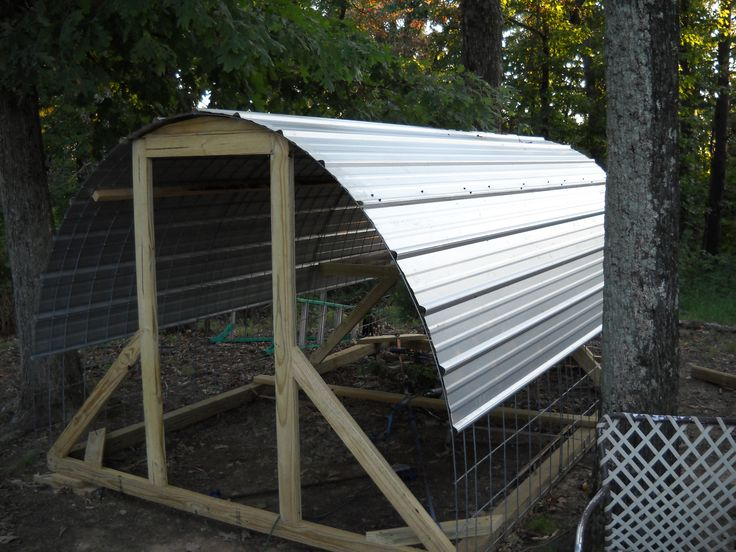 My Latest Build Carpentry Cattle Panels Hoop House