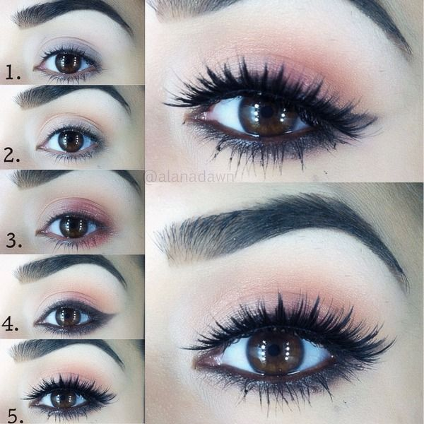 Romantic Makeup Tutorial   This is so cute and subtle, I love it!