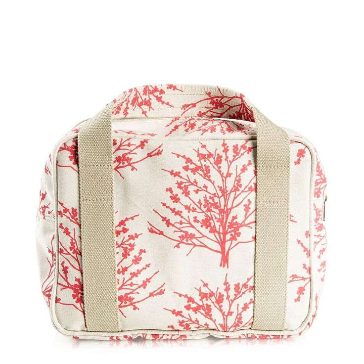Peppertree Floral Bag My Mom would absolutely love this design!