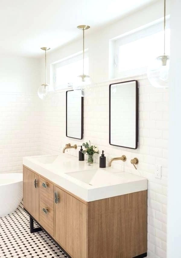 Image Result For Window Above Bathroom Sink White Bathroom