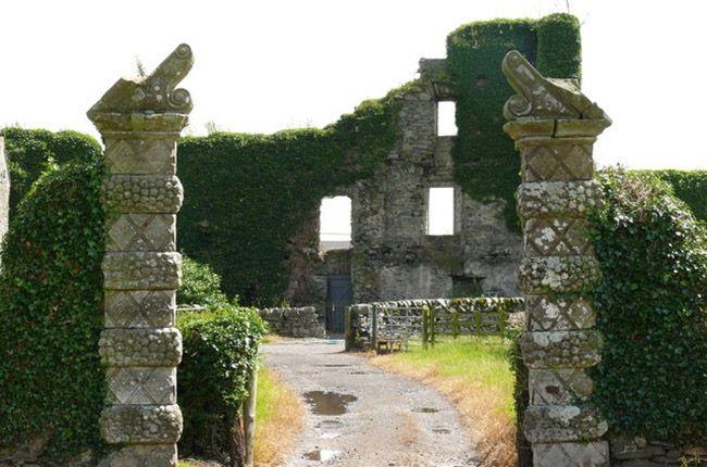 9 самых интересных «домов с привидениями»