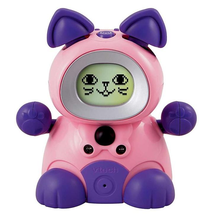 Vtech - Kidiminiz Kitten Pink/Purple £14.99