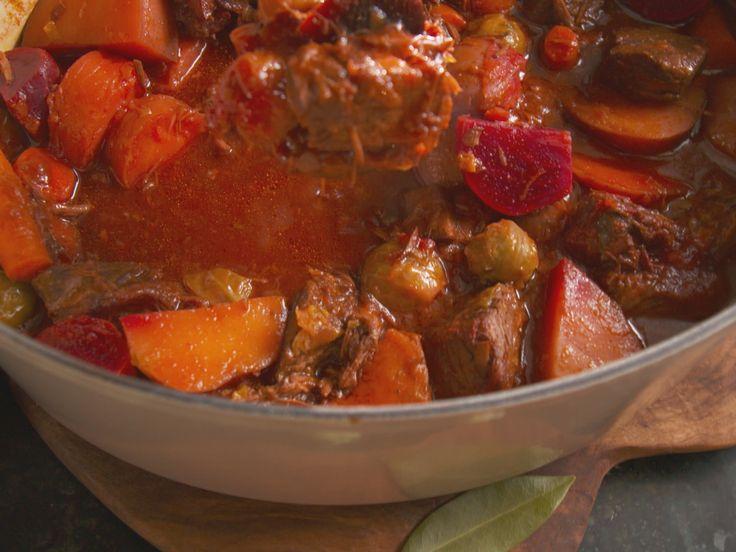 Beer-Braised Beef Stew Recipe : Nancy Fuller : Food Network - FoodNetwork.com