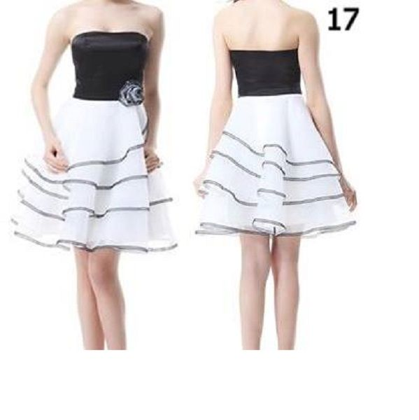 Black and White One Piece Dress | F4S Stock Save Your Pocket With Best Offer of F4S 40% Off | Availability: in stock  #Tuesday #india #noida #delhi #pune http://www.fashion4style.com/woman/clothing/dresses/black--and-white-one-piece-dress/pid=MjM5