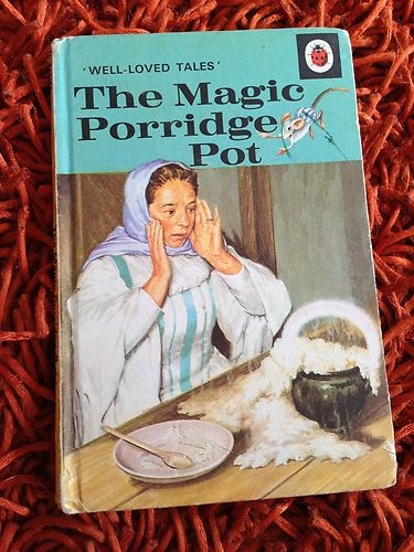 vintage ladybird book The Magic Porridge Pot | eBay
