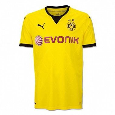 New BVB jersey for Europa league!!!