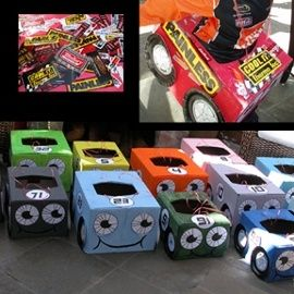 Le Baby Bakery: Car Theme Party Ideas also great for a car-themed unit with books & activities!