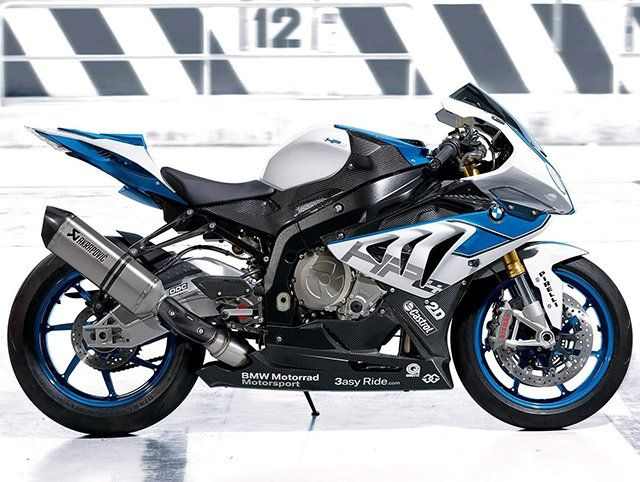 HP4 Motorcycle — BMW