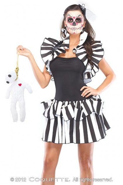 black voodoo doll costume - photo #13