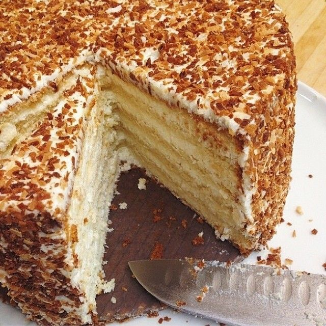 Planters Inn Coconut Cake Recipe