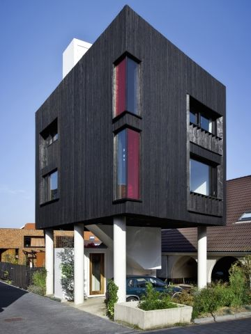 KLM House by Project DWG - News - Frameweb