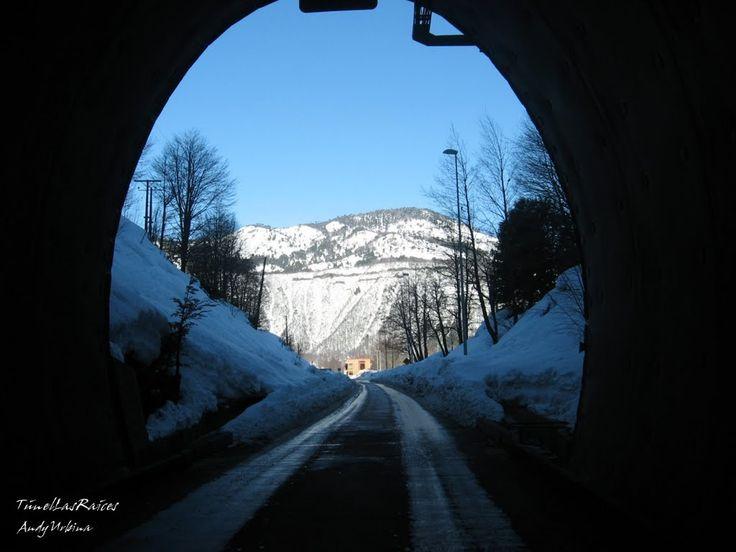 Túnel Las Raíces