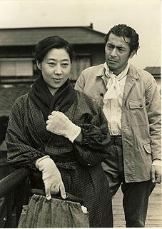 ぶきっちょな二人の静かな恋~下町(ダウンタウン)(1957年)~ Downtown (Shita-machi)