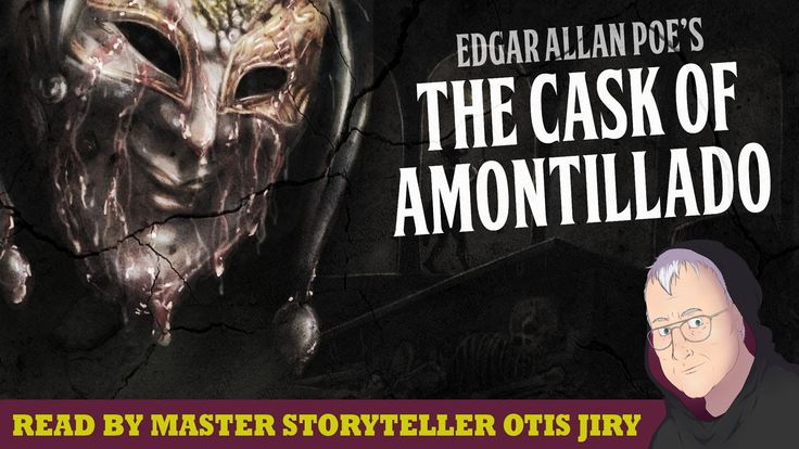 a comparison of edgar allan poes the raven and the cask of amontillado Free essay: edgar allan poe's the cask of amontillado and the raven edgar allan poe was one of the greatest writers of the nineteenth.