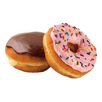 Dunkin Donuts - nutritional information (calories, fat, carbs, etc.)