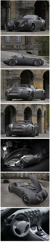 Wiesmann MF5 retro roadster...dream car.