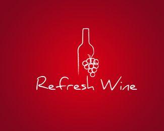 Sketch Wine - Graphic Design - logo