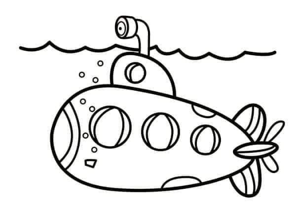 Pin De Vivian Sousa En Grafo Submarino Para Colorear Dibujos En Cuadricula Imagenes Para Colorear Ninos
