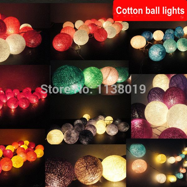 Cheap ball hanging, Buy Quality ball bga directly from China light emperador marble tile Suppliers:  Cotton ball string lights for Patio,Wedding,Party and Decoration Cotton Ball Quantity: 20pcs+2pcs spare bulbs